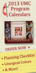 2013 UMC Program Calendar